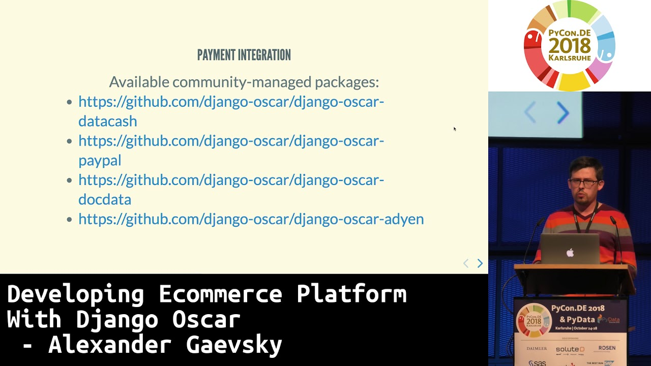 Image from Developing ecommerce platform with Django Oscar