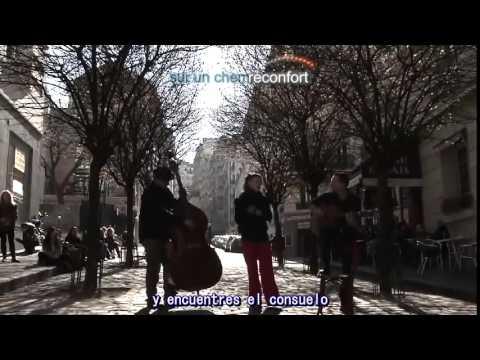 Zaz - Ton rêve (tú sueño) subtitulada en español paroles français (subtitulos español y frances)