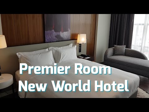 Video Tour : Premier Room in New World Hotel Petaling Jaya