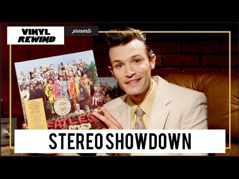 Sgt. Pepper's Stereo Showdown | vinyl pressing comparison