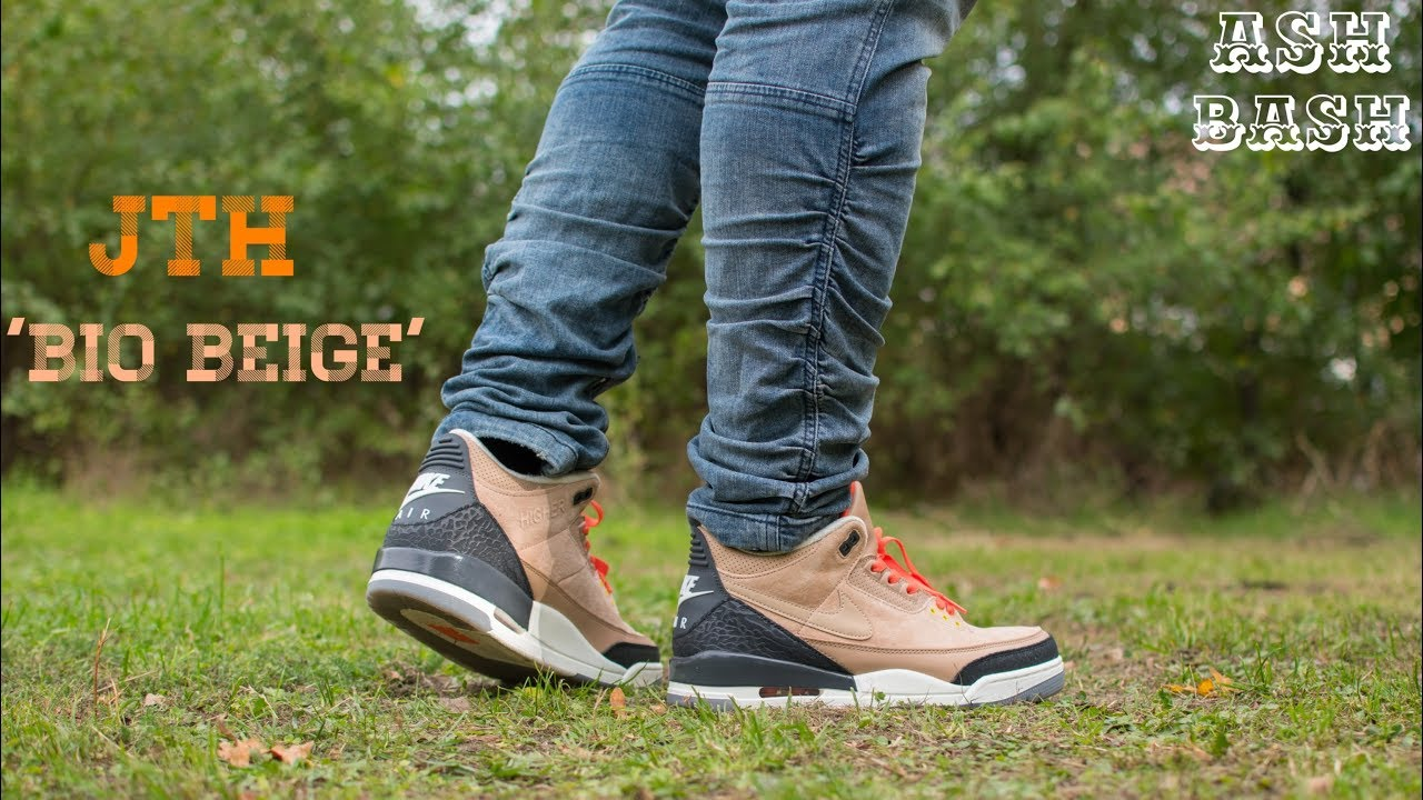 new arrival 547a8 0ee69 Review   On-Feet   Justin Timberlake x Jordan 3 NRG JTH