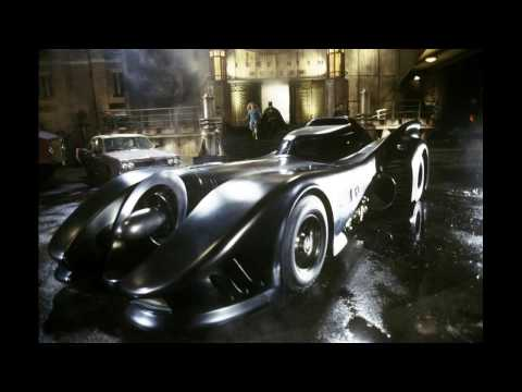 THE BATMOBILE THEMES