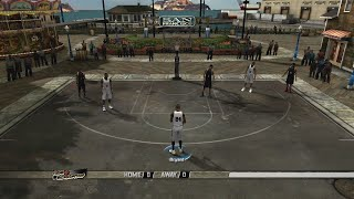 NBA 2K8 - Blacktop San Francisco