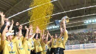 МФК Тюмень год назад стал чемпионом России