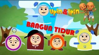 Upin Ipin Aku Sebuah Jam Benyanyi Bersama| Bangun Tidur Lagu Anak | Lagu Anak Anak Indonesia Populer
