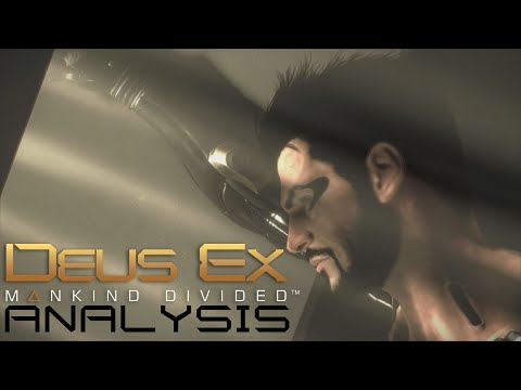 Deus Ex: Mankind Divided – Blending Story & Gameplay