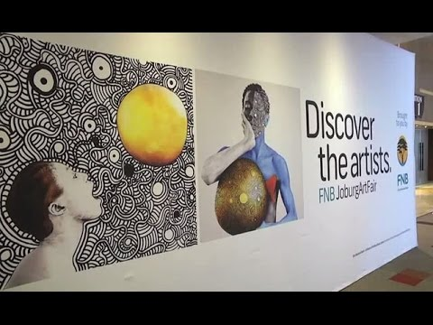 The Business of the Arts: FNB Johannesburg Art Fair