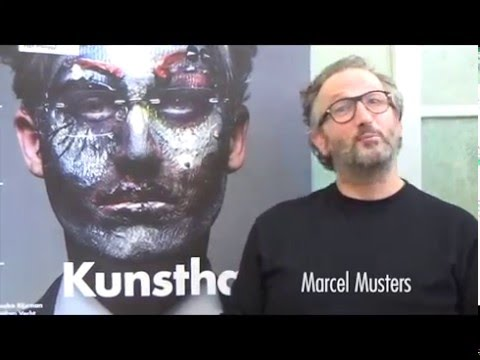Marcel Musters over Kunsthart in Carré