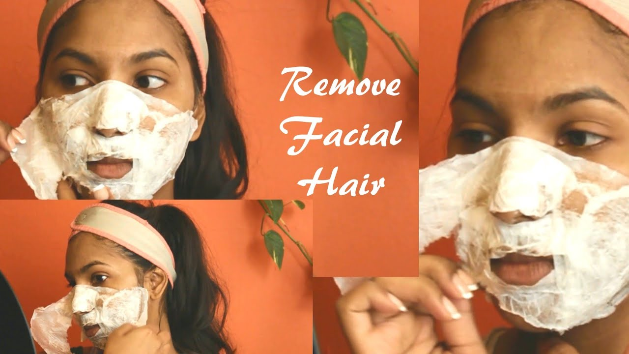 Hair Removal Face Mask