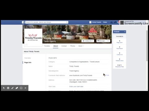 Can i change my facebook page url