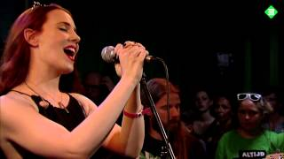 Epica Dreamscape (Acoustic Version) Pinkpop 2014