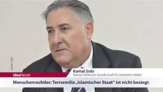 ideaHeute 27 03 2019 - Islamischer Staat - Integration