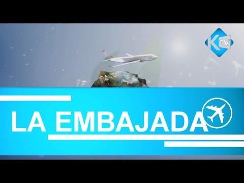 La Embajada: Honduras