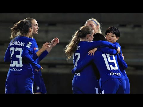 Chelsea Ladies v Rosengard – 2nd Leg | Live Women's Champions League Football