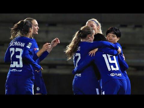 Chelsea Ladies v Rosengard – 2nd Leg | Live Women's Champions League Football