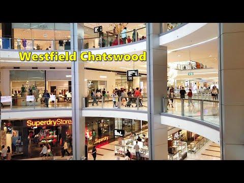 Westfield Chatswood, Sydney Australia (January 2020)