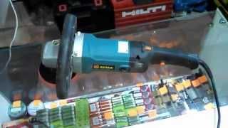 Полировальная машина Soma NEW CLASSIC. Обзор инструмента