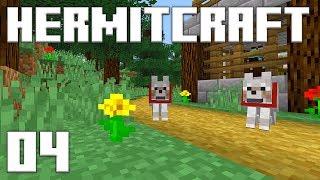 ►Hermitcraft 6 - Ep. 4: DOGGO FAMILY! (Minecraft 1.13)◄