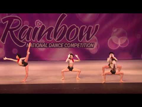 Rhythm & Soul Dance Studio 2016 Performing Company Open Small Group_PANTOMIMES A PARIS
