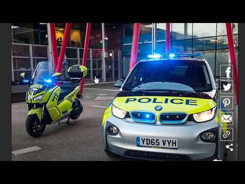 Electric Police Cars An Absolute FAILURE, Criminals Get Away As Police Run Out Of Batteries