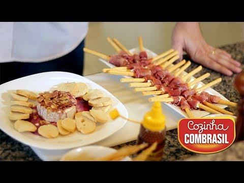 Petiscos para a ceia de natal cozinha combrasil 02 for Canapes para o natal