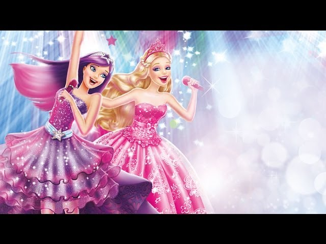 Barbie The Princess & The Popstar (2013) HD Full Movie Travel Video