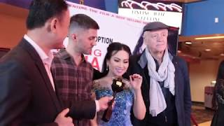 Ca sĩ Hà Phương ra mắt phim Finding Julia in California.