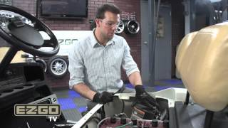 ezgo personality plug installation   how to install   golf cart personality plug