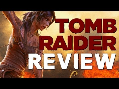 Tomb Raider REVIEW!