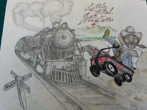 little red wagon           EXPLICIT  LYRICS!!!!!