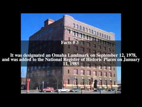 Bemis Omaha Bag Company Building Top # 5 Facts