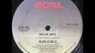 Run DMC - Rock Box : Latin Rascals 1984 Mr. Magic & Marley Marl WBLS