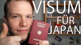 Visum für Japan beantragen - Ehegattenvisum 【Nach Japan auswandern】