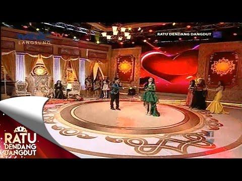 Team Puteri Joget VS Team Puteri Goyang - Ratu Dendang Dangdut (3/8)