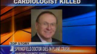 Springfield man dies in plane crash
