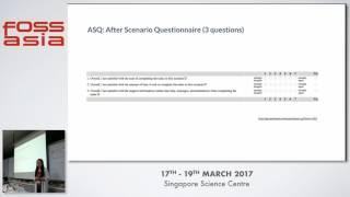 Usability testing based on user's mood - FOSSASIA 2017