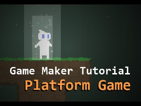 Game Maker Tutorial: Build Your First Platform Game! - YouTube