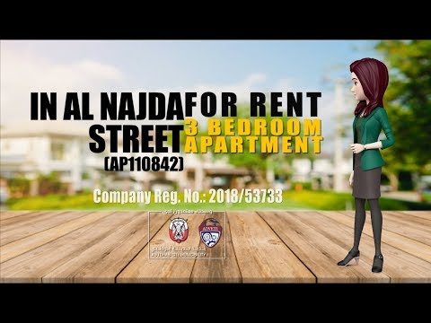 Amazing 3 Bedroom Apartment In Al Najda Street Ap110842