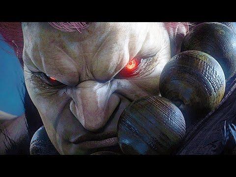 TEKKEN 7 Akuma Gameplay Trailer (E3 2016)