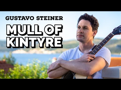 Mull Of Kintyre (Paul McCartney)   Acoustic Cover By Gustavo Steiner