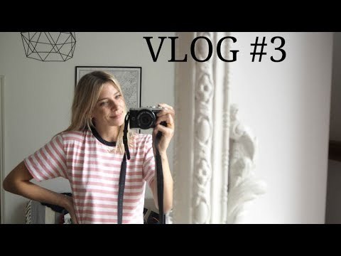 Weekly vlog #3 A party, a shoot day and meet my parents!