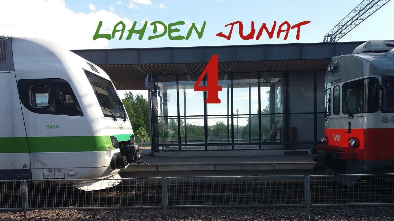 Saapuvat Junat Lahti