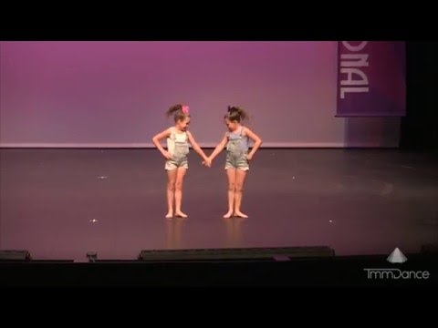 Camryn & Payton- 7 year Musical Theatre Duo