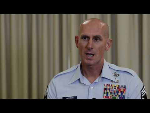 CMSgt Robert Jackson: What I Would Do Differently
