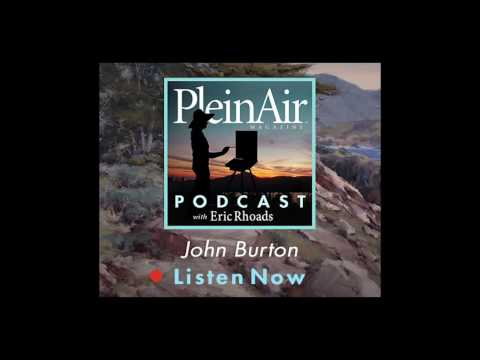 PleinAir Podcast EP20 - John Burton Talks His Evolution and Time in Chile