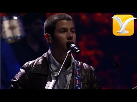 Jonas Brothers - Give Love a Try - Festival de Viña del Mar 2013