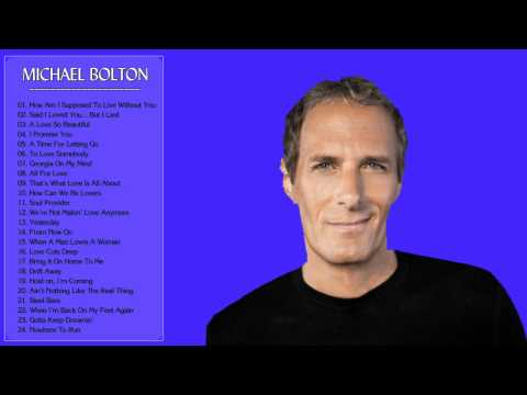 Michael Bolt Greatest Hits  Michael Bolt Collecti HDHQ