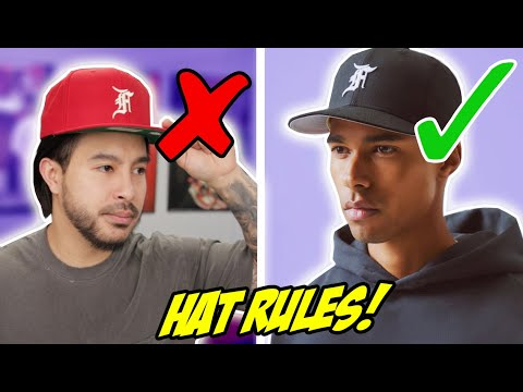 Download 5 HAT RULES YOU DO NOT WANT TO BREAK!