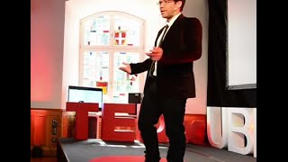 Repeat youtube video Why I read a book a day (and why you should too): the law of 33% | Tai Lopez | TEDxUBIWiltz