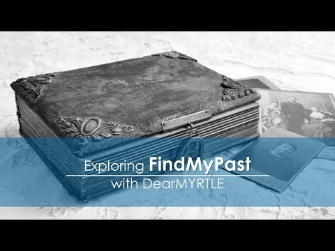 Exploring FindMyPast: DAR Lineage Books